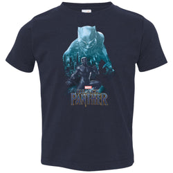 Kids Marvel Black Panther Wakandas Finest Youth T Shirt