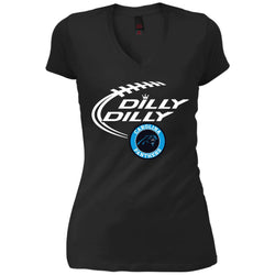 Dilly Dilly Carolina Panthers Nfl Shirt For Men Women Kid Womens Vintage V-Neck T-Shirt