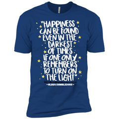 Harry Potter Happiness Can Be Found T Shirt Mens Short Sleeve T-Shirt Mens Short Sleeve T-Shirt - PresentTees