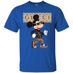 Gucci Shirt Mickey Mouse 2018 Men Cotton T-Shirt Men Cotton T-Shirt - PresentTees