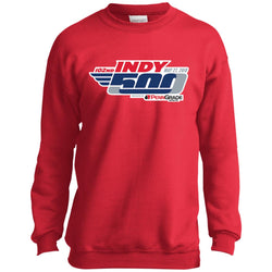 102nd Indianapolis 500 - Indy 500 Youth Crewneck Sweatshirt