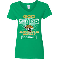 8f5bb97e God First Family Second Then Jacksonville Jaguars Nfl Football Sweater