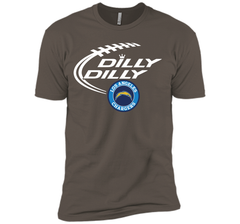 DILLY DILLY  Los Angeles Chargers shirt Next Level Premium Short Sleeve Tee - PresentTees