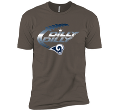 Los Angeles Rams Dilly Dilly Bud Light T Shirt LAR NFL Football Team Gift for Fans Next Level Premium Short Sleeve Tee - PresentTees