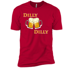 Dilly Dilly Let Make Friends T Shirt Next Level Premium Short Sleeve Tee - PresentTees