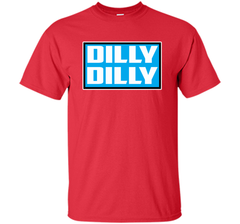 Bud Light Official Dilly Dilly Sweatshirt T Shirt Custom Ultra Cotton Tshirt - PresentTees