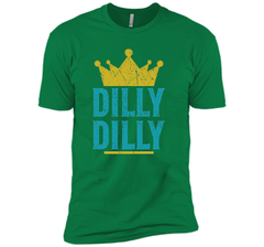 Dilly Dilly A True friend of the crown King T Shirt Next Level Premium Short Sleeve Tee - PresentTees