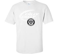 DILLY DILLY Oakland Raiders shirt Custom Ultra Cotton Tshirt - PresentTees