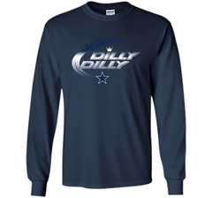 Dilly Dilly Dallas Cowboys T-Shirt Dallas Cowboys Dilly Dilly NFL Football Gift for Fans LS Ultra Cotton TShirt - PresentTees