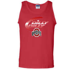 Dilly Dilly Ohio State Buckeyes T-Shirt Ohio State Dilly Dilly Bud Light Shirts Tank Top - PresentTees
