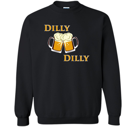 Dilly Dilly Let Make Friends T Shirt Black / Small Crewneck Pullover Sweatshirt 8 oz - PresentTees