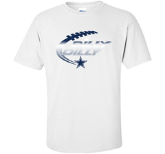 Dilly Dilly Dallas Cowboys T-Shirt Dallas Cowboys Dilly Dilly NFL Football Gift for Fans Custom Ultra Cotton Tshirt - PresentTees