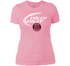DILLY DILLY Arizona Cardinals shirt Next Level Ladies Boyfriend Tee - PresentTees