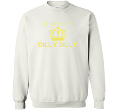 Bud Light Pit of Misery Dilly Dilly T Shirt Crewneck Pullover Sweatshirt 8 oz - PresentTees