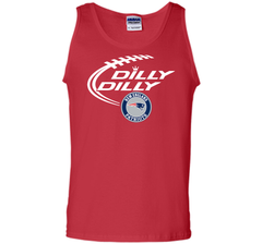 DILLY DILLY  New England Patriots shirt Tank Top - PresentTees