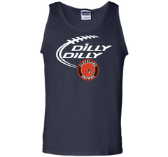 DILLY DILLY Cleverlan Browns shirt Tank Top - PresentTees