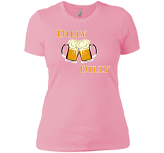 Dilly Dilly Let Make Friends T Shirt Next Level Ladies Boyfriend Tee - PresentTees