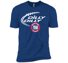 DILLY DILLY New York Giants shirt Next Level Premium Short Sleeve Tee - PresentTees