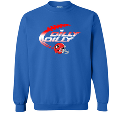Georgia Bulldogs Dilly Dilly T-Shirt Dilly Dilly Georgia Bulldog Football Shirts for Fans Crewneck Pullover Sweatshirt 8 oz - PresentTees