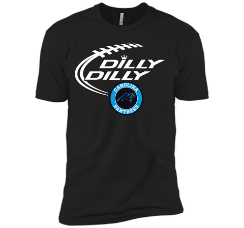 DILLY DILLY Carolina Panthers shirt Black / Small Next Level Premium Short Sleeve Tee - PresentTees