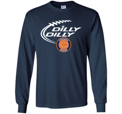 DILLY DILLY Chicago Bears shirt LS Ultra Cotton TShirt - PresentTees