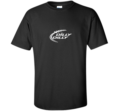 Funny Bud Light DILLY DILLY Shirt Black / Small Custom Ultra Cotton Tshirt - PresentTees