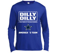 more photos 6ed3b 263ea Bud Light Dilly Dilly! A True Friend Of The Dallas Cowboys Shirts