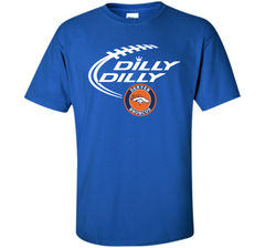 DILLY DILLY  Denver Broncos shirt Custom Ultra Cotton Tshirt - PresentTees