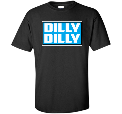 Bud Light Official Dilly Dilly Sweatshirt T Shirt Black / Small Custom Ultra Cotton Tshirt - PresentTees