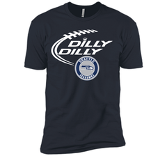 DILLY DILLY Seatle Seahawk shirt Next Level Premium Short Sleeve Tee - PresentTees