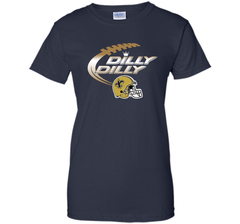 New Orleans Saints Dilly Dilly T-Shirt NFL Football Gift for Fans Ladies Custom - PresentTees