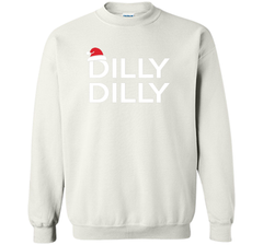Dilly Dilly Christmas Beer T Shirt for Men and Women T Shirt Crewneck Pullover Sweatshirt 8 oz - PresentTees