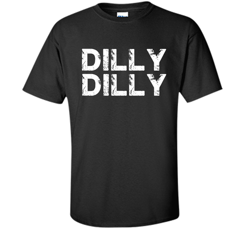 Dilly Dilly T-shirt - Funny Gift for Beer Drinkers Black / Small Custom Ultra Cotton Tshirt - PresentTees