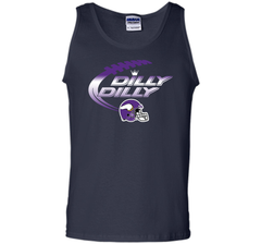 Minnesota Vikings Dilly Dilly T-Shirt NFL Football Gift Fans Tank Top - PresentTees