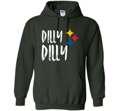 Dilly Dilly Pit of Misery Beer Roethlisberger Beer Football Pittsburgh Steelers Sweater Pullover Hoodie 8 oz - PresentTees