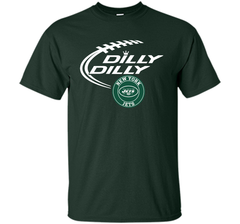 DILLY DILLY New York Jets shirt Custom Ultra Cotton Tshirt - PresentTees