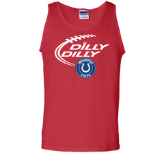 DILLY DILLY Indianapolis Colts shirt Tank Top - PresentTees