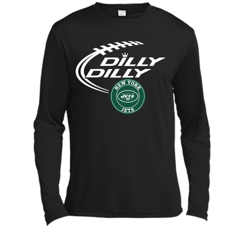 brand new 172ef 3a816 DILLY DILLY New York Jets shirt