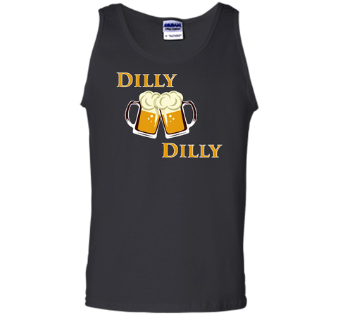 Dilly Dilly Let Make Friends T Shirt Black / Small Tank Top - PresentTees