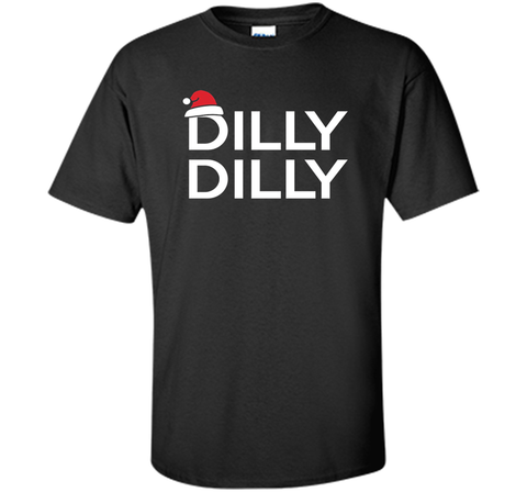 Dilly Dilly Christmas Beer T Shirt for Men and Women T Shirt Black / Small Custom Ultra Cotton Tshirt - PresentTees