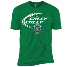 DILLY DILLY New York Jets shirt Next Level Premium Short Sleeve Tee - PresentTees