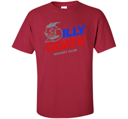Bud Light Dilly Goats Hockey T Shirt