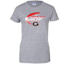 Georgia Bulldogs Dilly Dilly T-Shirt Dilly Dilly Georgia Bulldog for Football Fans Ladies Custom - PresentTees