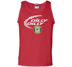 DILLY DILLY  Green Bay Packers shirt Tank Top - PresentTees