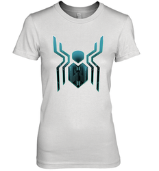 Marvel Spider Man Far From Home Tech Spider Chest Symbol Women's Premium T-Shirt