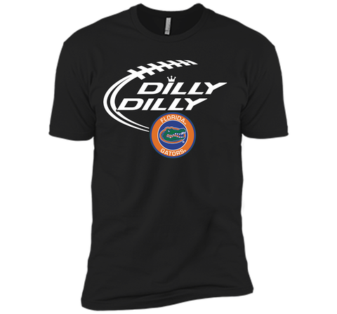 DILLY DILLY  Florida Gators shirt Black / Small Next Level Premium Short Sleeve Tee - PresentTees