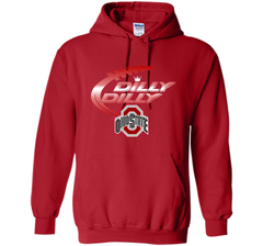 Dilly Dilly Ohio State Buckeyes T-Shirt Ohio State Dilly Dilly Bud Light Shirts Pullover Hoodie 8 oz - PresentTees