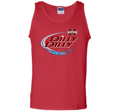 Dilly Dilly Mississippi State Logo American Team Bud Light T-Shirt Tank Top - PresentTees