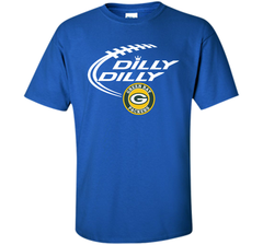 DILLY DILLY  Green Bay Packers shirt Custom Ultra Cotton Tshirt - PresentTees