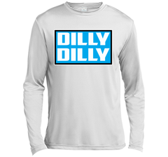 Bud Light Official Dilly Dilly Sweatshirt T Shirt LS Moisture Absorbing Shirt - PresentTees